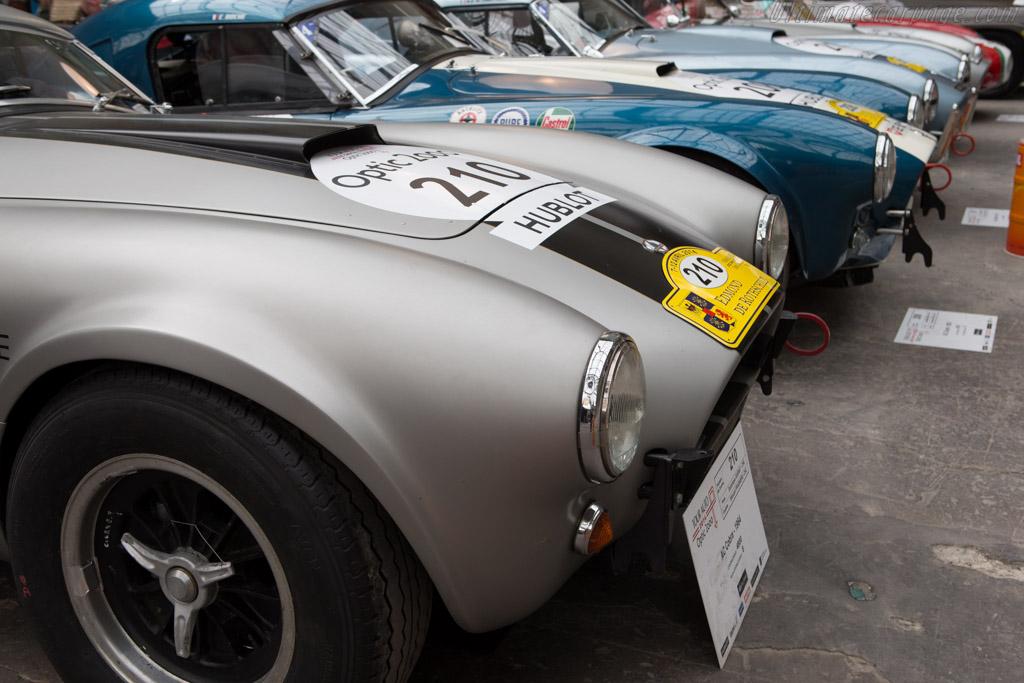 AC Shelby Cobra - Chassis: CSX2076 - Driver: Dominique Guenat / Edouard Fragniere  - 2014 Tour Auto