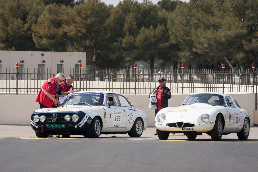 Alfa Romeo 1750 GTAm - Chassis: AR1391871   - 2014 Tour Auto