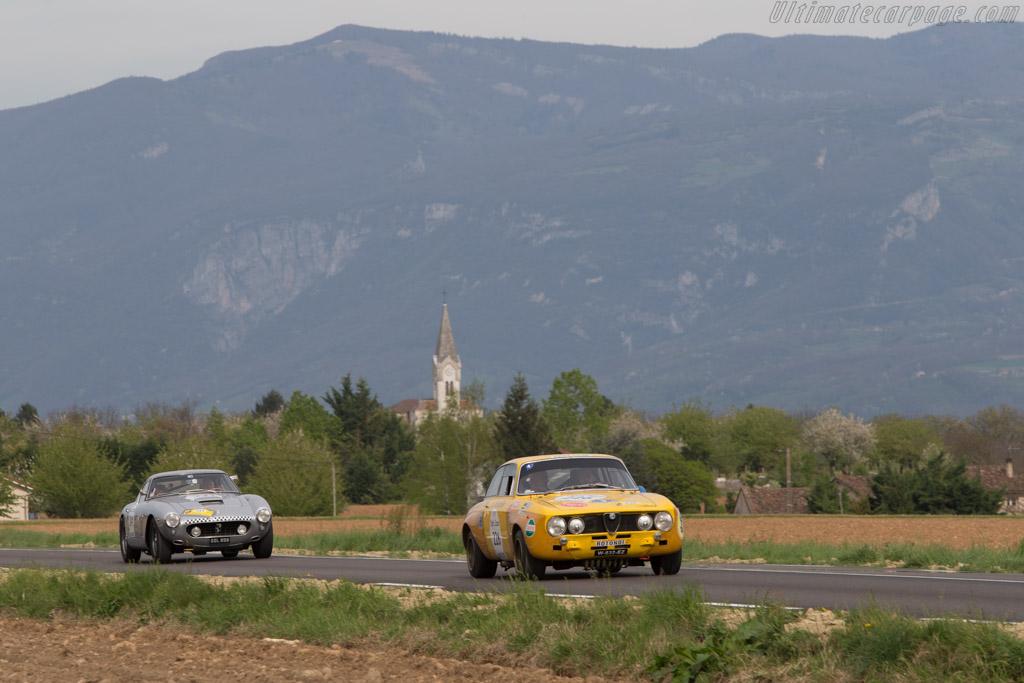Alfa Romeo 1750 GTAm  - Driver: Franco Lembo / Arsene Jiroyan  - 2014 Tour Auto