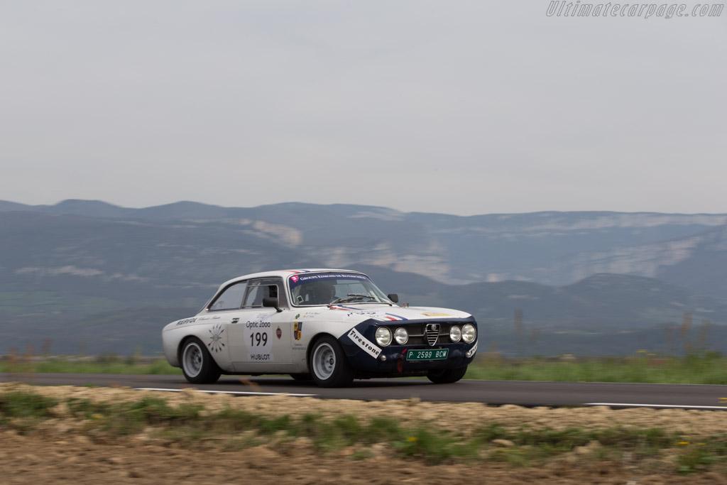 Alfa Romeo 1750 GTAm - Chassis: AR1391871 - Driver: Luis Delso / Carlos de Miguel  - 2014 Tour Auto