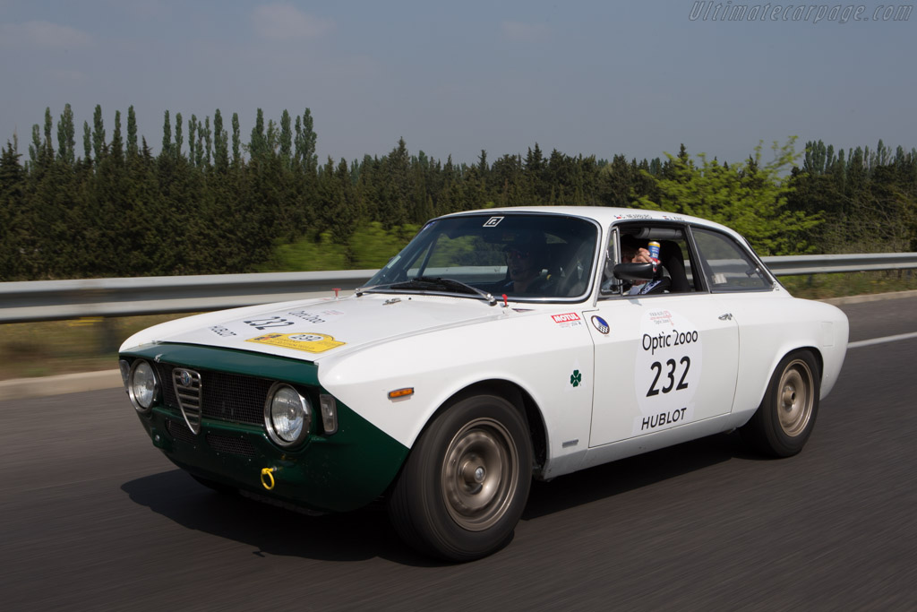 Alfa Romeo Giulia 1600 GTA - Chassis: AR613733 - Driver: Charles Nearburg / James King  - 2014 Tour Auto