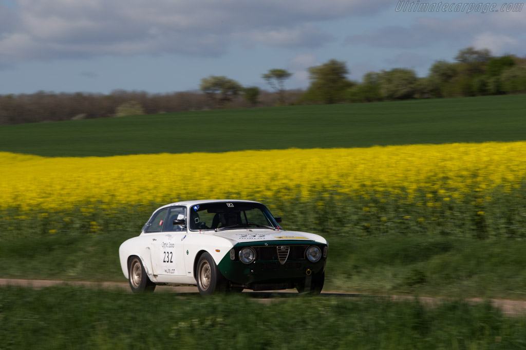 Alfa Romeo Giulia 1600 GTA - Chassis: AR613733 - Driver: Charles Nearburg / James King  - 2014 Tour Auto