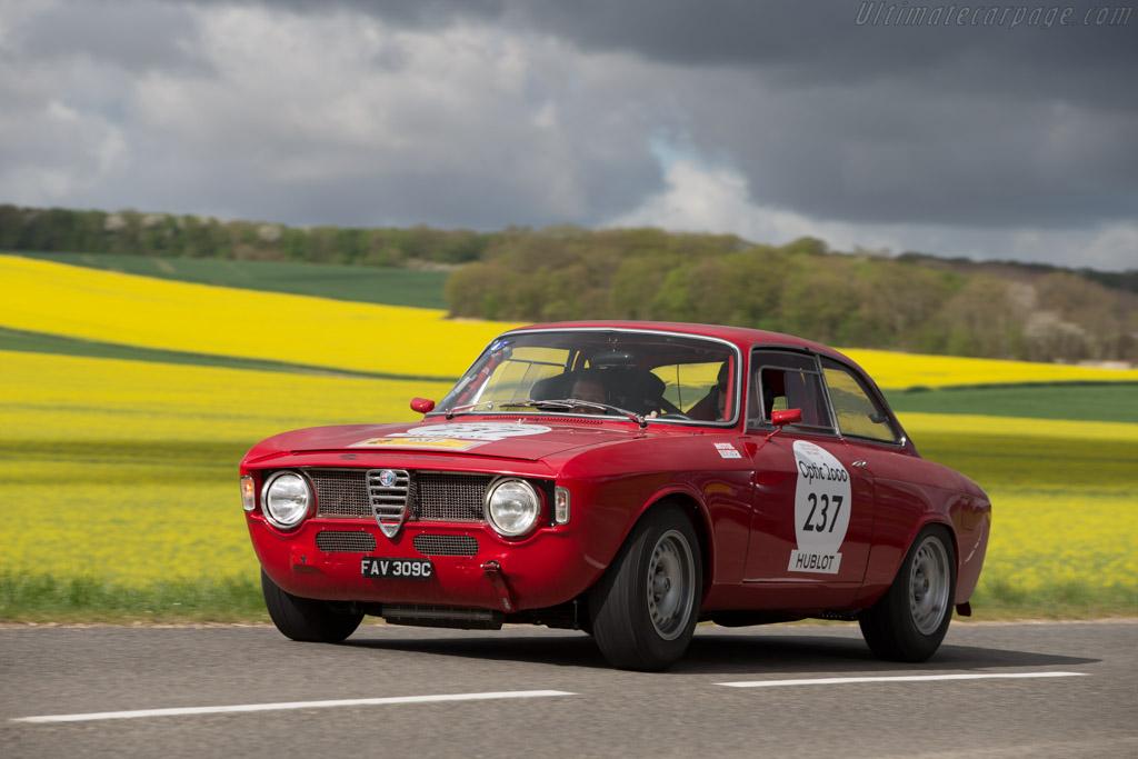 Alfa Romeo Giulia 1600 GTA - Chassis: AR613472 - Driver: Zak Brown / Robert Kaufmann  - 2014 Tour Auto