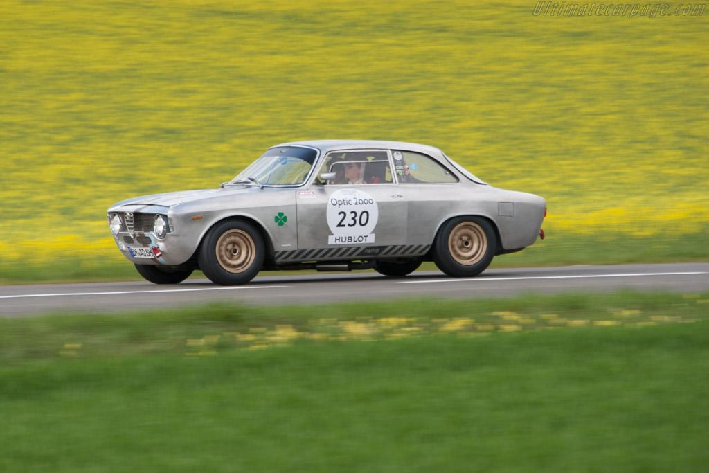Alfa Romeo Giulia 1600 GTA - Chassis: AR613329 - Driver: Daniela Ellerbrock / Zaldina Rohwer  - 2014 Tour Auto