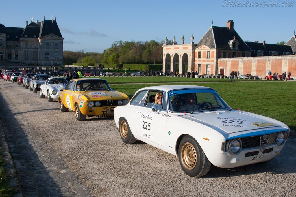 Alfa Romeo Giulia 1600 GTA - Chassis: AR613552 - Driver: Jurgen End / Yvonne End  - 2014 Tour Auto