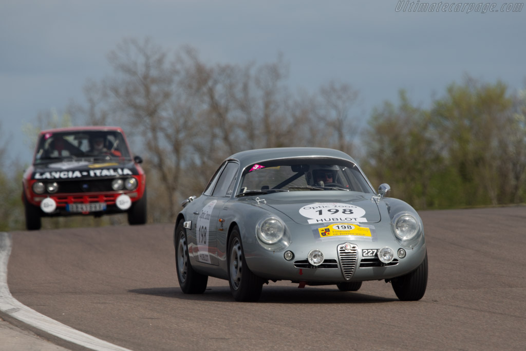Alfa Romeo SZT - Chassis: AR10126 00197 - Driver: Pascal Perrier / Jerome Perrier  - 2014 Tour Auto