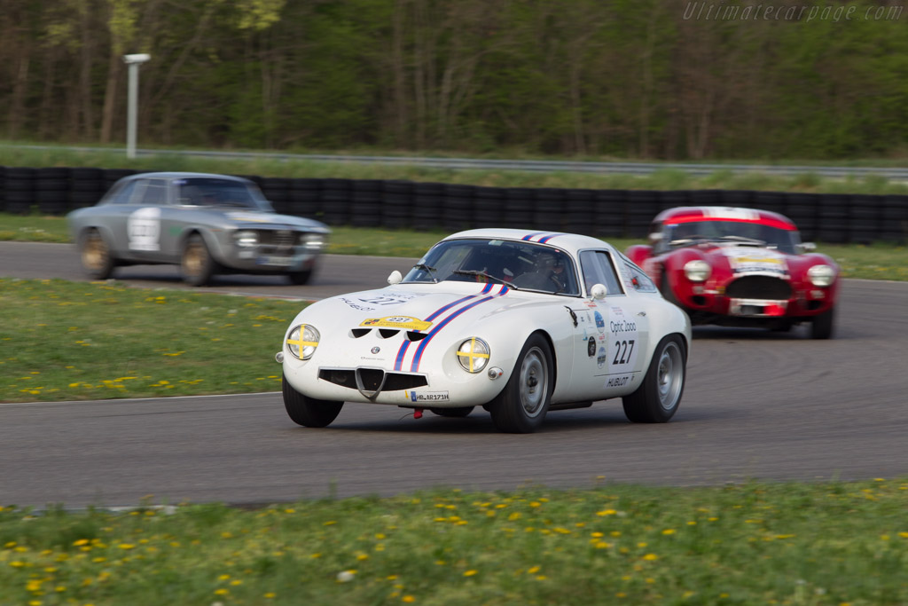 Alfa Romeo TZ - Chassis: AR750043 - Driver: Franco Meiners / Emmanuele Pirro  - 2014 Tour Auto