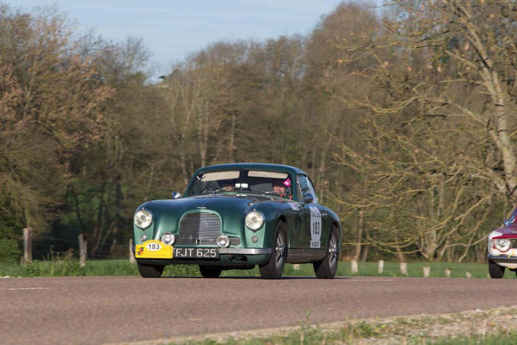 Aston Martin DB2 - Chassis: LML/50/202 - Driver: Rick Pearson / Keith Gapp  - 2014 Tour Auto