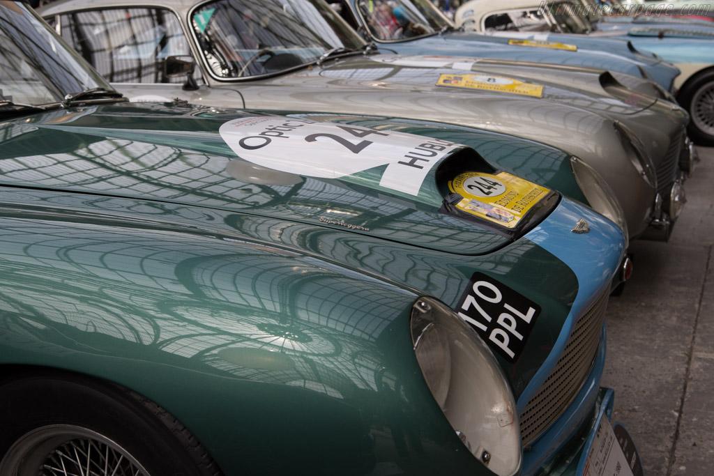 Aston Martin DB4 GT - Chassis: DB4GT/0110/R - Driver: Ian Dalglish / Gordon McCulloch  - 2014 Tour Auto