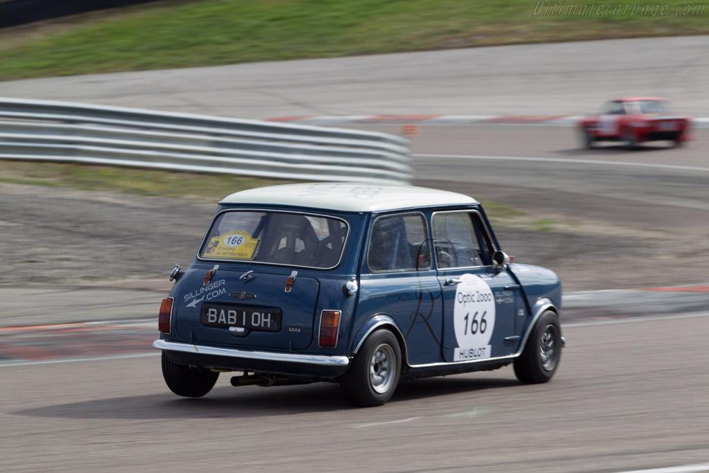 Austin Mini Cooper S  - Driver: Philippe Belin / Stephane Soulet  - 2014 Tour Auto