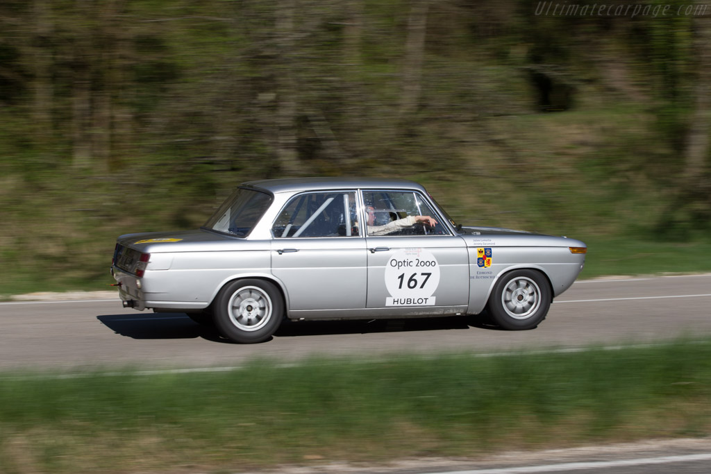 BMW 1800 Ti - Chassis: 1415509 - Driver: Julien Lemaille / Jeremy Garamond  - 2014 Tour Auto