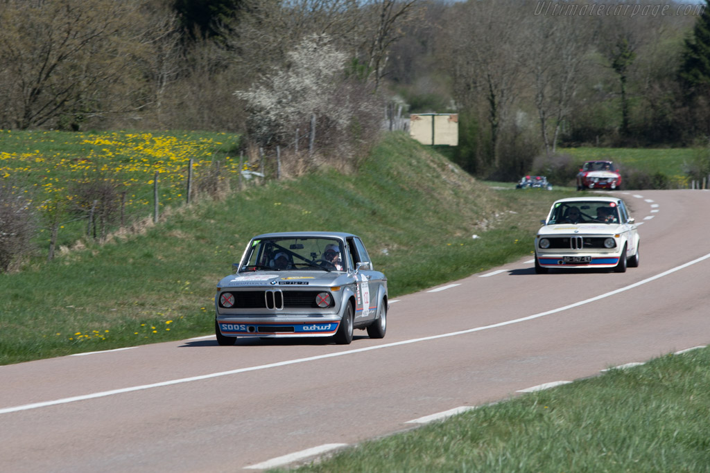 BMW 2002 Turbo  - Driver: Sammy Mohammed / Gervais Vaichere  - 2014 Tour Auto