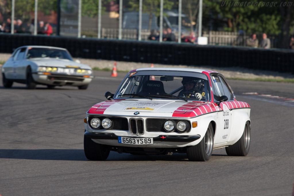 BMW 2800 CS - Chassis: 2200996 - Driver: Guy Burnichon / Xavier Champagnon  - 2014 Tour Auto