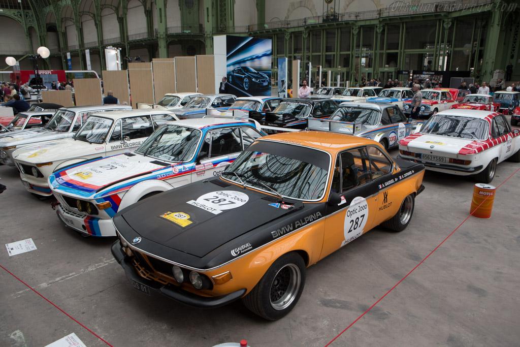 BMW 2800 CS Alpina  - Driver: Arnaud Gauduel / Adrien Cathiard  - 2014 Tour Auto