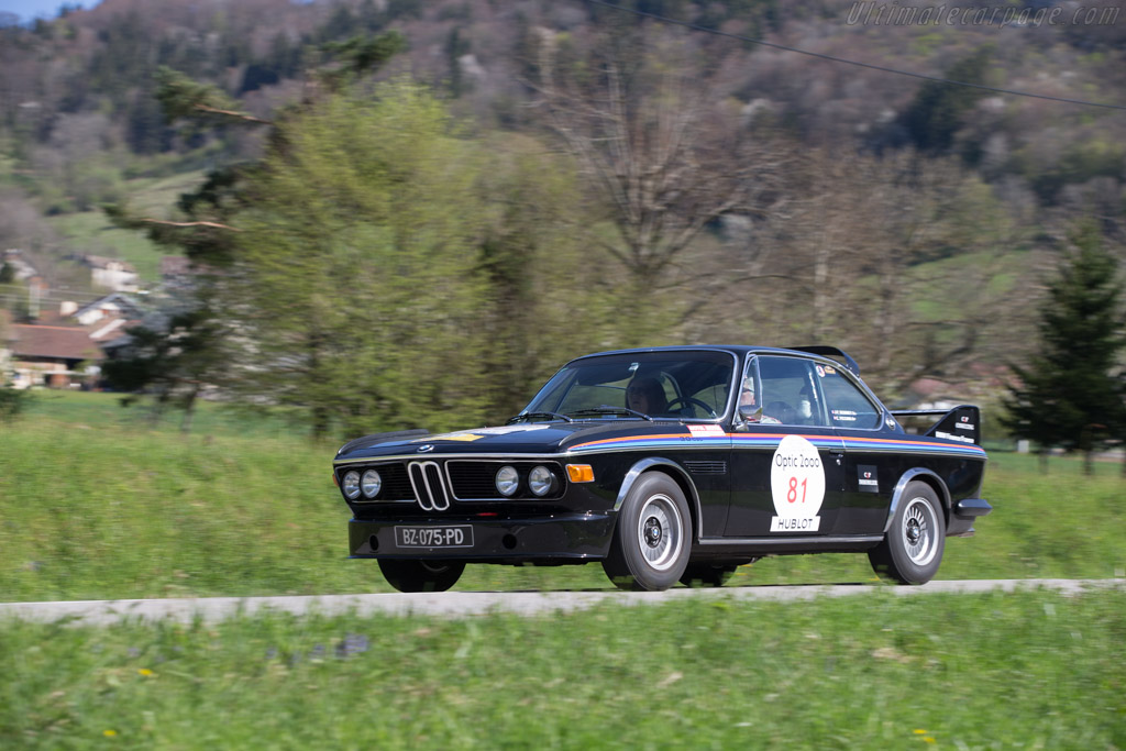 BMW 3.0 CSL - Chassis: 2275401 - Driver: Jean-Paul Mommey / Corinne Piccinin  - 2014 Tour Auto