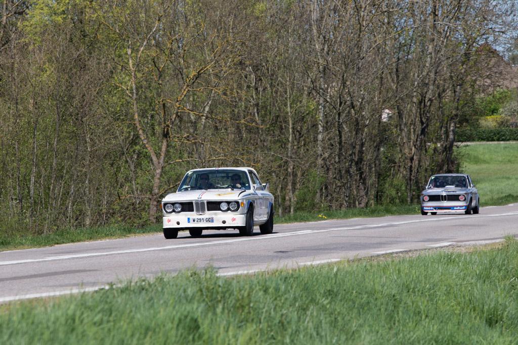 BMW 3.0 CSL - Chassis: 2275474 - Driver: Laurent Cauce / Bruno Schoch  - 2014 Tour Auto