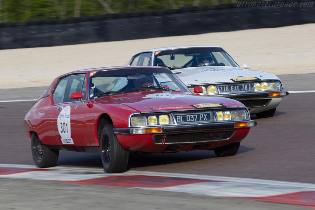 Citroën SM - Chassis: 00SB0491 - Driver: Eric Belooussoff / Benoit Lusseaud  - 2014 Tour Auto