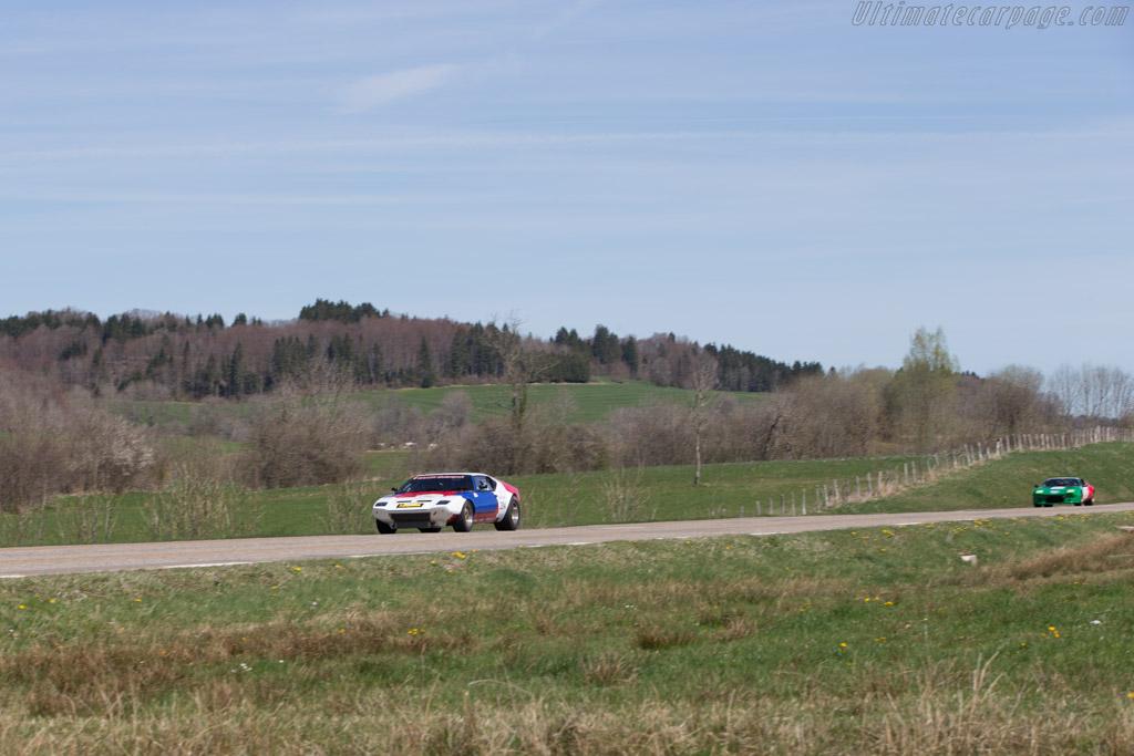 DeTomaso Pantera Group IV - Chassis: 06051 - Driver: Martin Jorgens / Detlef von der Lieck  - 2014 Tour Auto