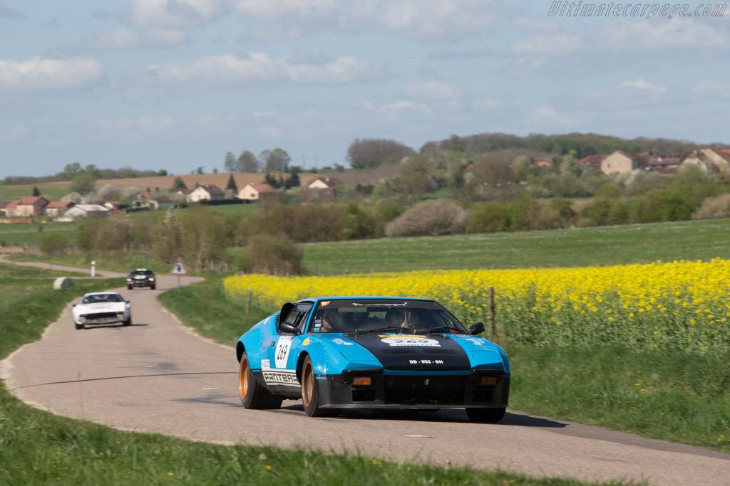 DeTomaso Pantera Group IV - Chassis: 05300 - Driver: Gregory Driot / Gregoire Vaucher  - 2014 Tour Auto