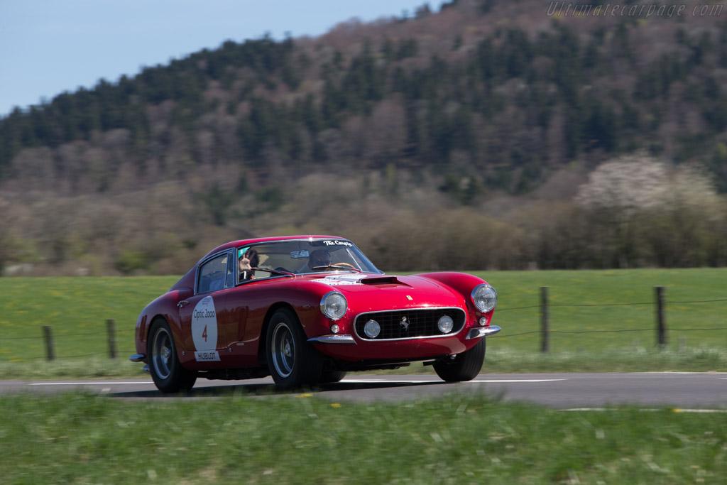 Ferrari 250 GT SWB - Chassis: 3143 GT - Driver: Martin H. Sucari / Christian Bertschi  - 2014 Tour Auto
