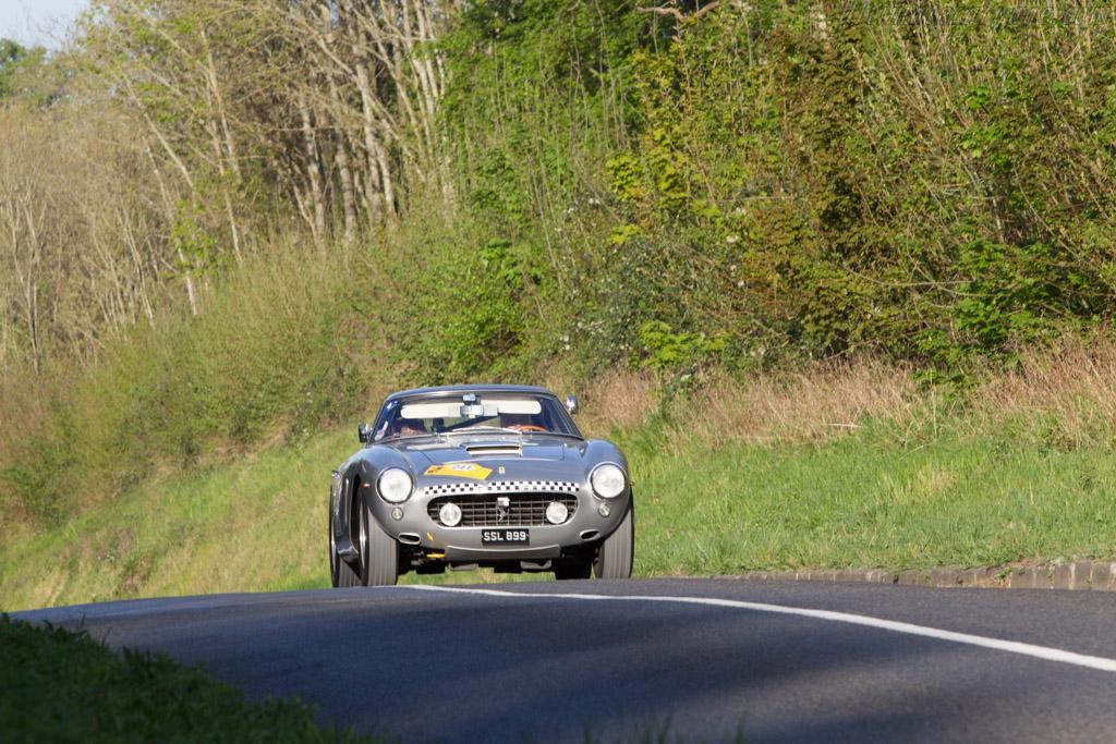 Ferrari 250 GT SWB - Chassis: 2129GT - Driver: Adrian Beecroft / Susan Roy  - 2014 Tour Auto