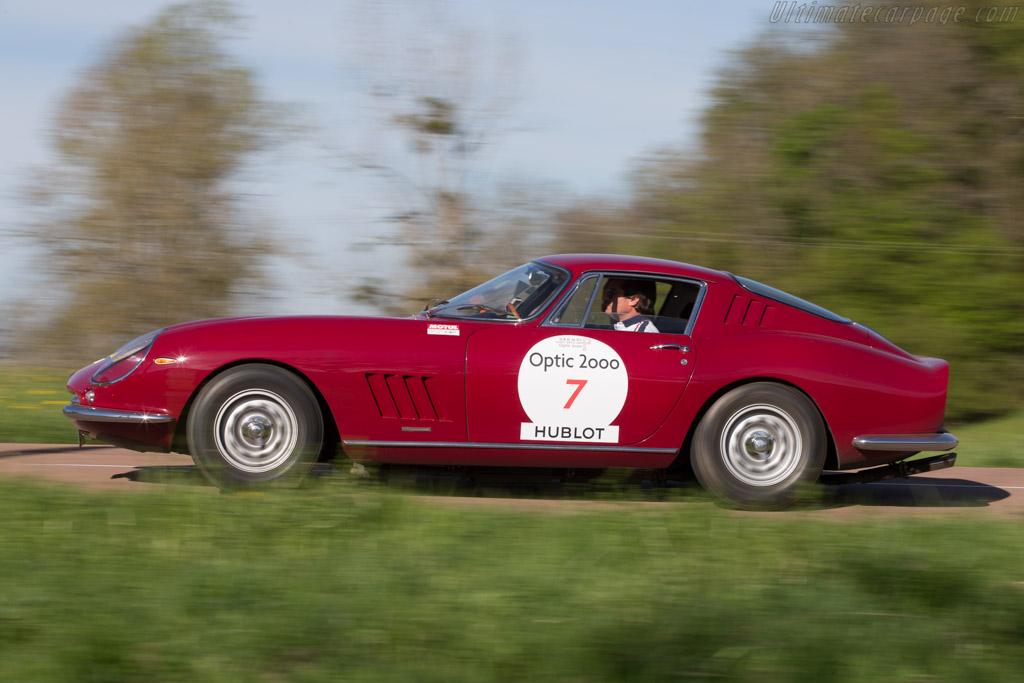 Ferrari 275 GTB/4 - Chassis: 09395 - Driver: Juan Ball / Guillermo Palacios Hasselbach  - 2014 Tour Auto