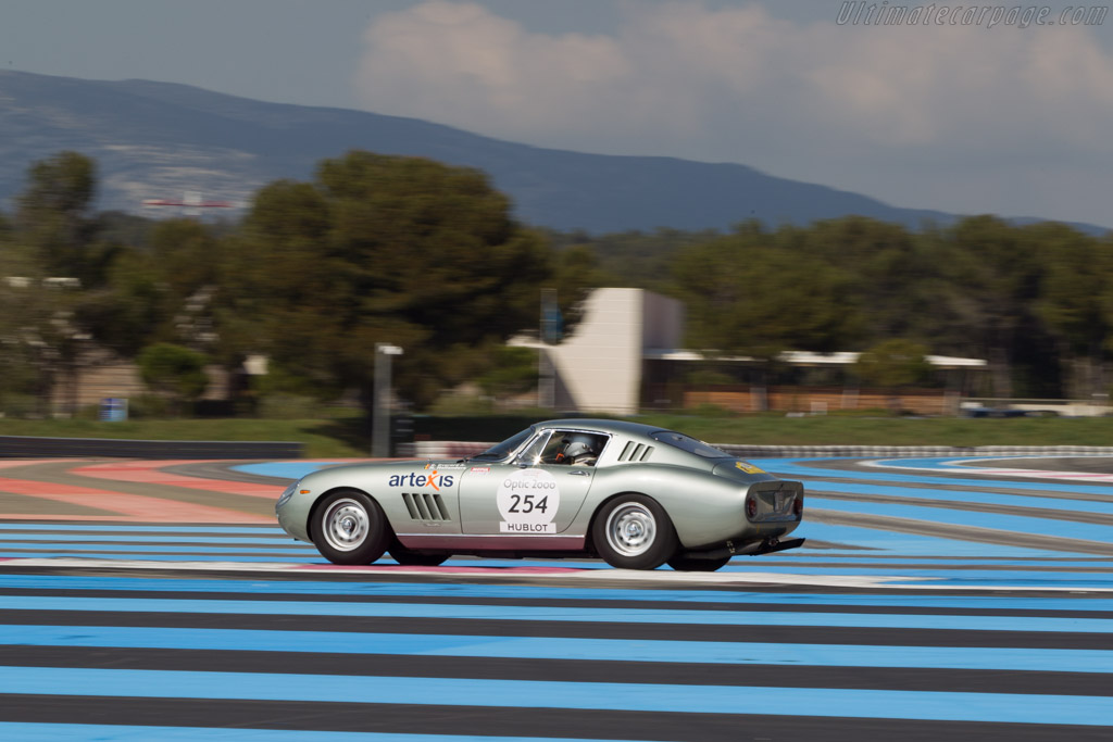Ferrari 275 GTB - Chassis: 07037 - Driver: Eric Everard  - 2014 Tour Auto