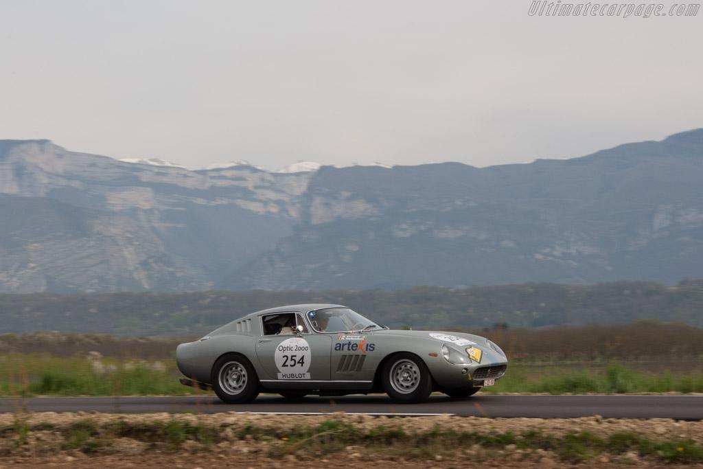 Ferrari 275 GTB - Chassis: 07037 - Driver: Eric Everard / N. Hollanders de Ouderean  - 2014 Tour Auto