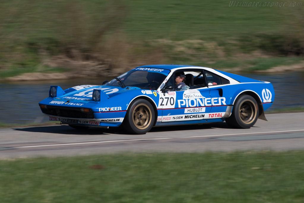Ferrari 308 GTB Group 4 - Chassis: 31135 - Driver: Jacques Entremont / Francois Xavier Entremont  - 2014 Tour Auto