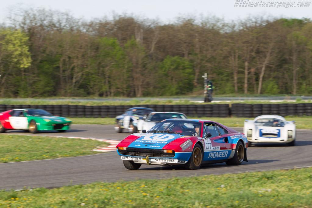 Ferrari 308 GTB Group 4 - Chassis: 20373 - Driver: Amaury Latham / Didier Baud  - 2014 Tour Auto