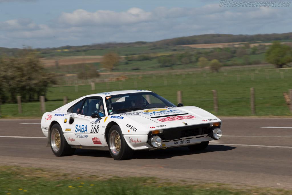 Ferrari 308 GTB Group B - Chassis: 18971 - Driver: Jean-Paul Driot / Olivier Panis  - 2014 Tour Auto