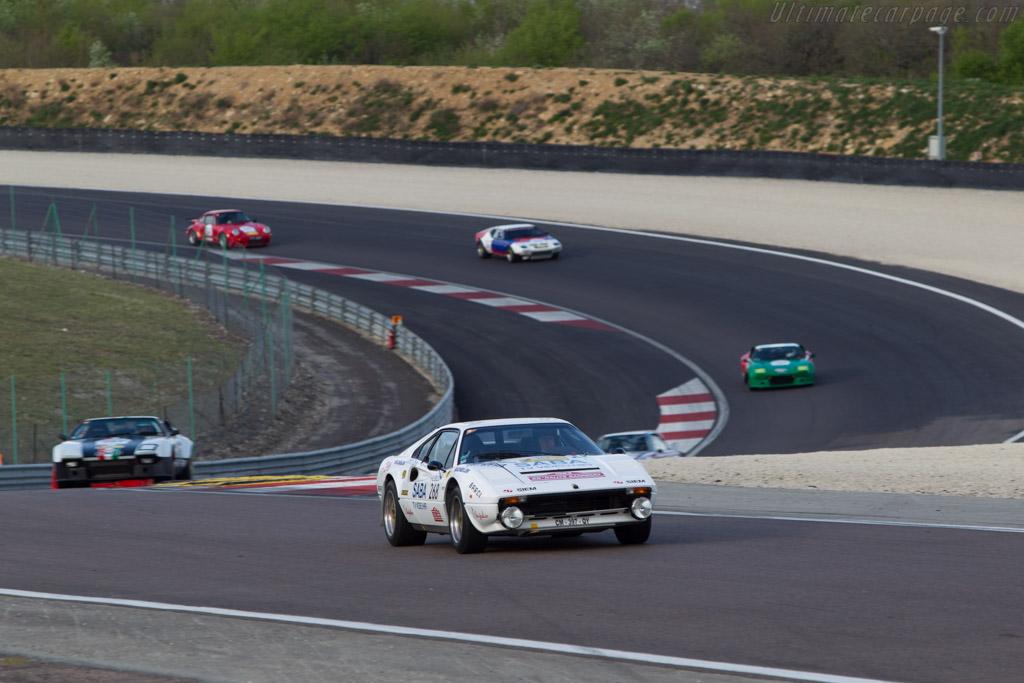 Ferrari 308 GTB Group B - Chassis: 18971 - Driver: Jean Paul Driot / Olivier Panis  - 2014 Tour Auto