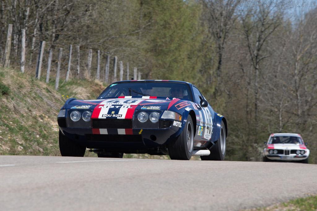 Ferrari 365 GTB/4 Daytona Group IV - Chassis: 13367 - Driver: Pierre Mellinger / Tommaso Gelmini  - 2014 Tour Auto