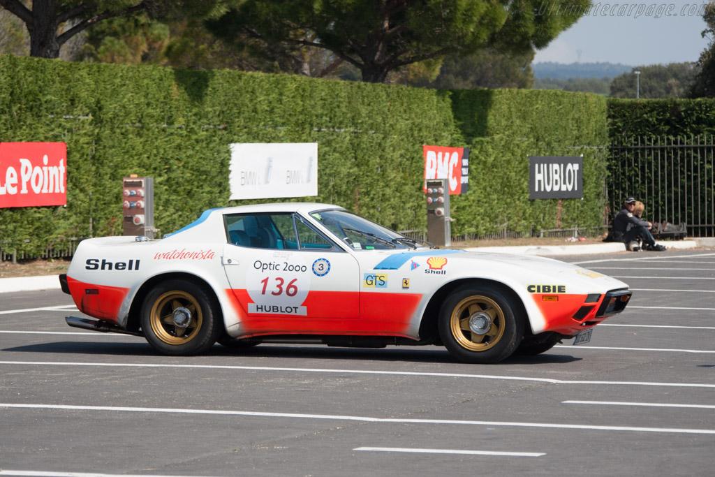 Ferrari 365 Gtb 4 Daytona Nart Spyder Chassis 15965