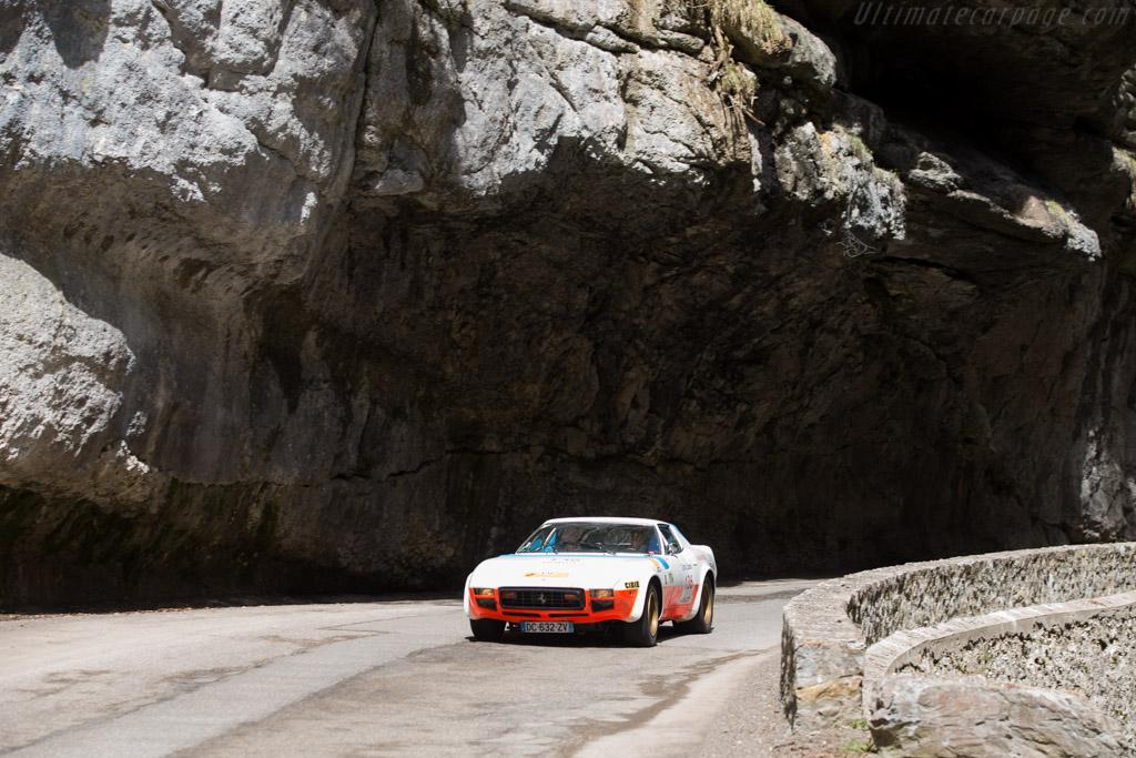 Ferrari 365 GTB/4 Daytona NART Spyder - Chassis: 15965 - Driver: Michel Abellan / Andrej Friedman  - 2014 Tour Auto