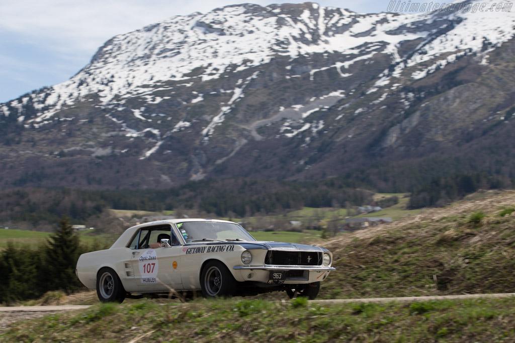 Ford Mustang GT  - Driver: Jerome van Eekert / Axel van Eekert  - 2014 Tour Auto