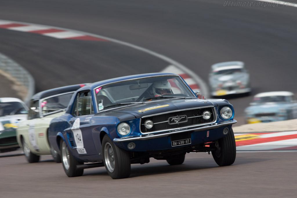 Ford Mustang GT  - Driver: Vincent Neurisse / Xavier Galant  - 2014 Tour Auto