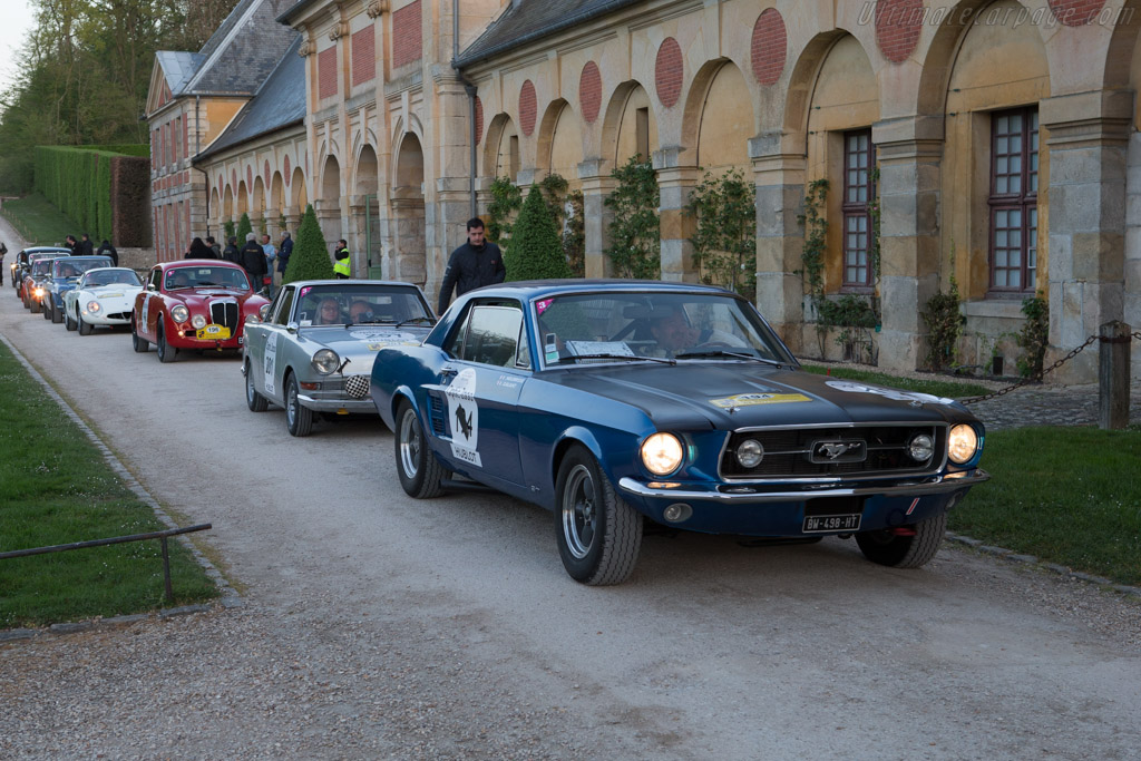 Ford Mustang GT  - Driver: Vincent Neurisse / Xavier Galant  - 2014 Tour Auto