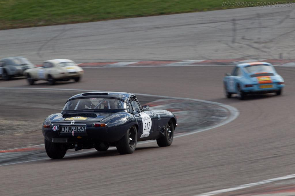 Jaguar E Type >> Jaguar E-Type Roadster - Driver: Fabrice Lheritier / Karine Sliz - 2014 Tour Auto