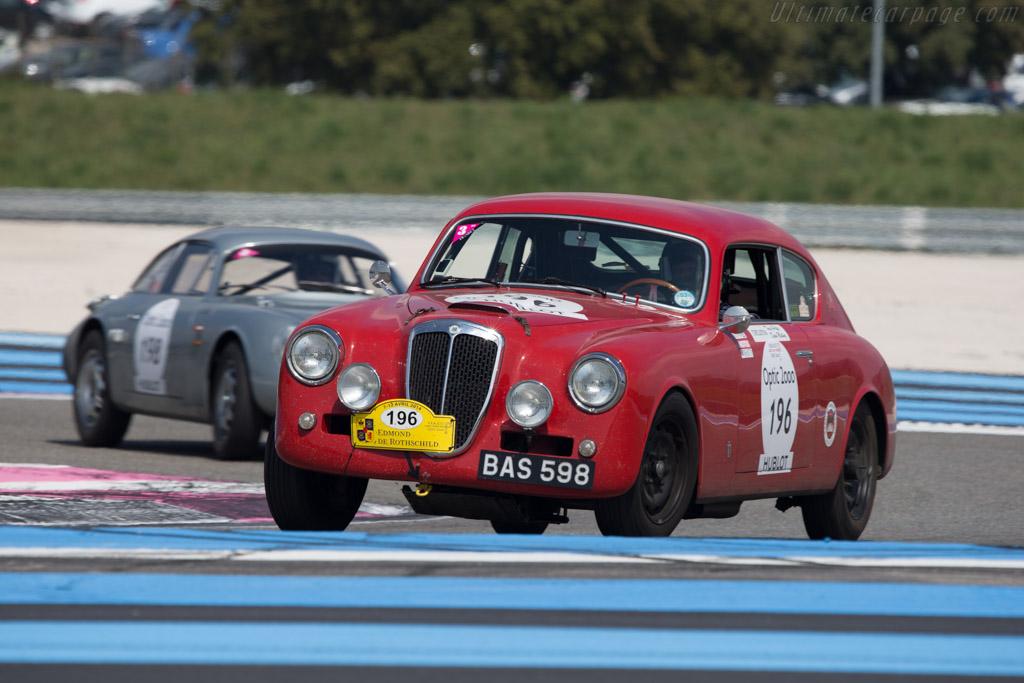 Lancia Aurelia B20 GT - Chassis: B20-1233 - Driver: Terrance W. Hefty / Dean Melling  - 2014 Tour Auto