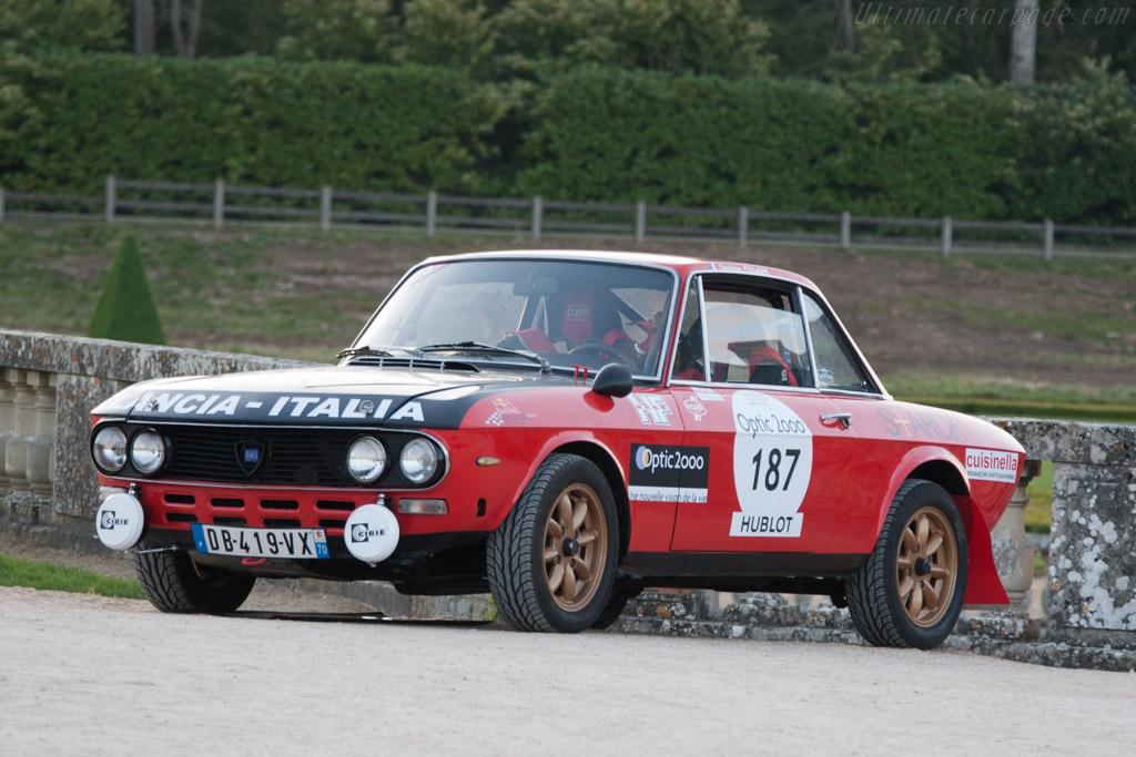 Lancia Fulvia HF - Chassis: 818630037405 - Driver: Dominque Vuillaume / Eric Betrand  - 2014 Tour Auto