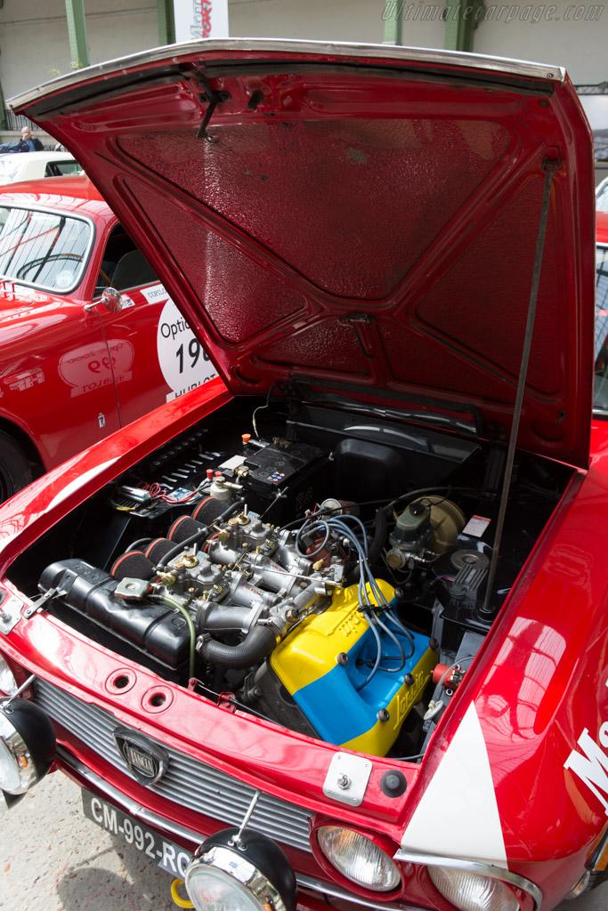 Lancia Fulvia HF  - Driver: Marc Jay / Jean-Charles de Lemps  - 2014 Tour Auto