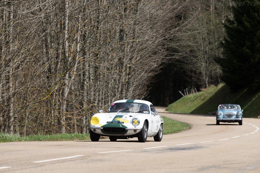 Lotus Elite - Chassis: 1165 - Driver: Gilles Couraudon / Marielle Couraudon  - 2014 Tour Auto