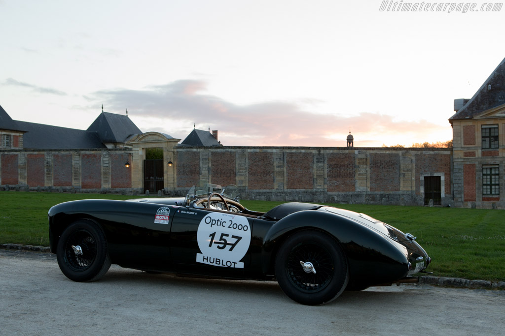 MG A - Chassis: 71851 - Driver: Olivier Mazoyer / Claire Dubois  - 2014 Tour Auto