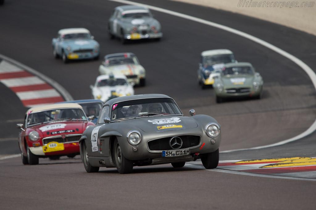 Mercedes-Benz 300 SL - Chassis: 198.040.5500859 - Driver: Christian Pfessdorff / Ralf Peter Pfessdorf  - 2014 Tour Auto