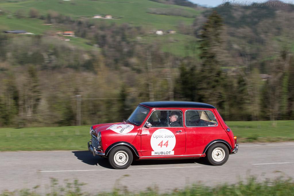 Morris Mini Cooper S - Chassis: KA2S4L-767589 - Driver: Rauno Aaltonen / Gagick Bodere  - 2014 Tour Auto