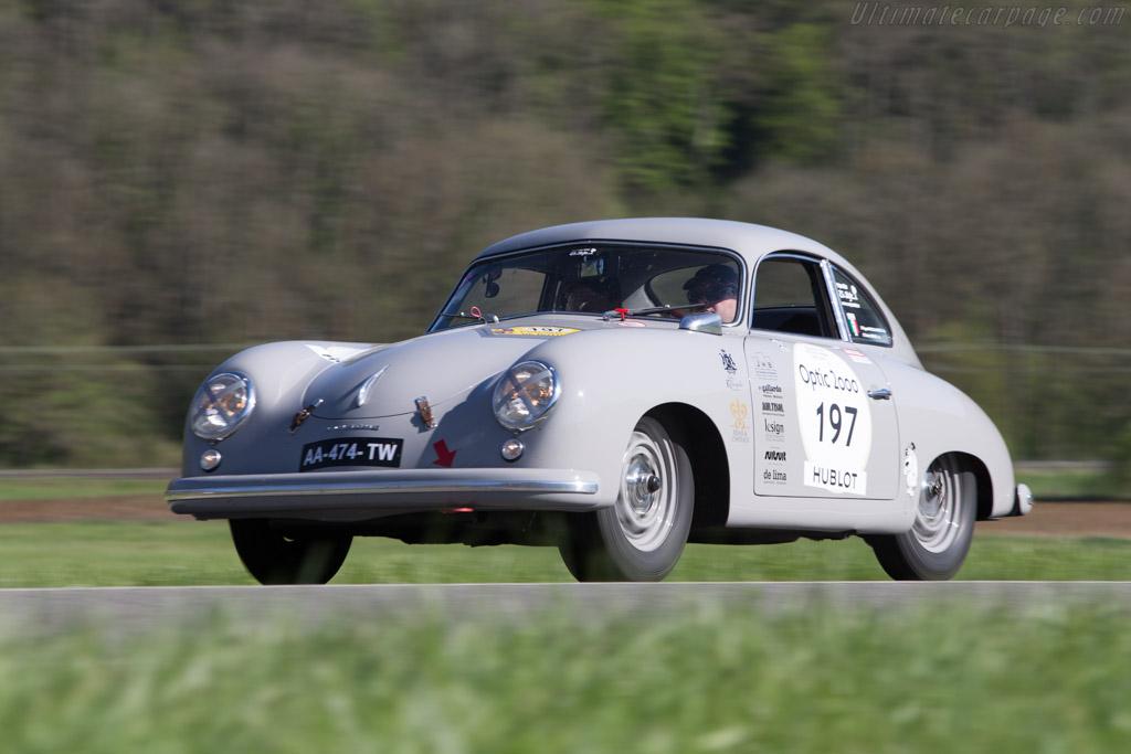 Porsche 356 - Chassis: 50202 - Driver: Raynald Dalla-Mutta / Xavier Dochez  - 2014 Tour Auto