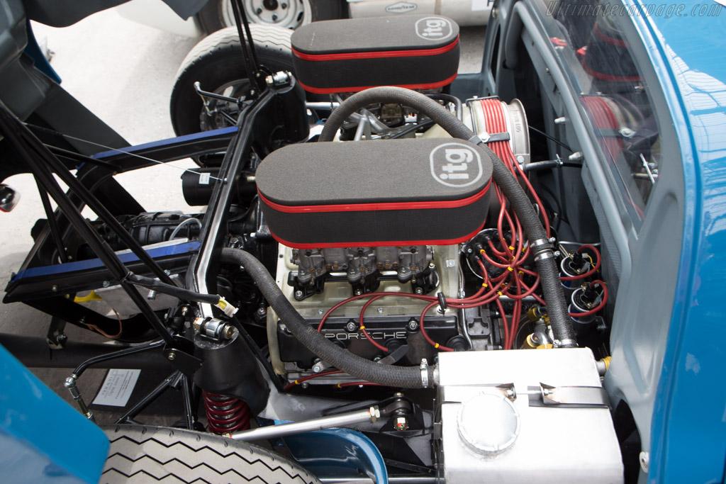Porsche 904 - Chassis: 904-027 - Driver: Jean-Marc Bussolini / Patricia Bussolini  - 2014 Tour Auto