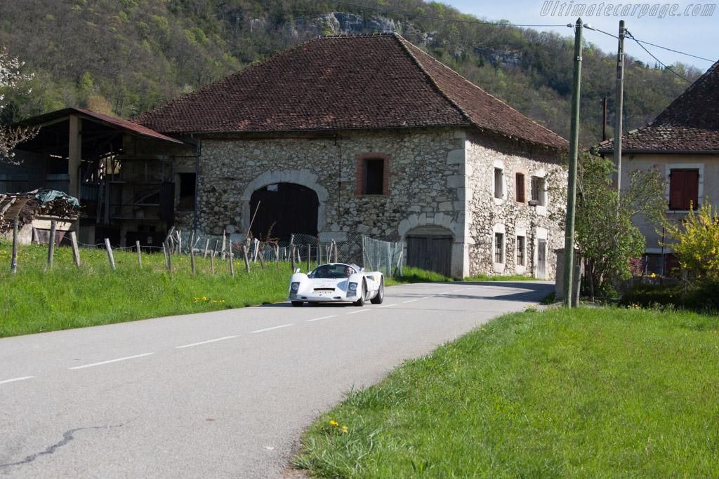 Porsche 906 - Chassis: 906-117 - Driver: Jean Claude Pichon / Denis Giraudet  - 2014 Tour Auto