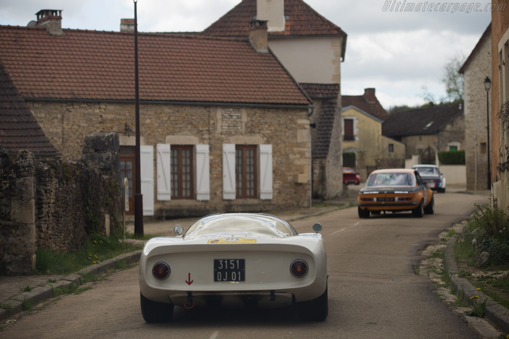 Porsche 906 - Chassis: 906-107 - Driver: Romain Rocher / Jean Francois Penillard  - 2014 Tour Auto